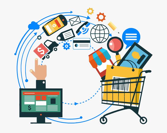 خرید اینترنتی در دیجیتال مارکتینگ